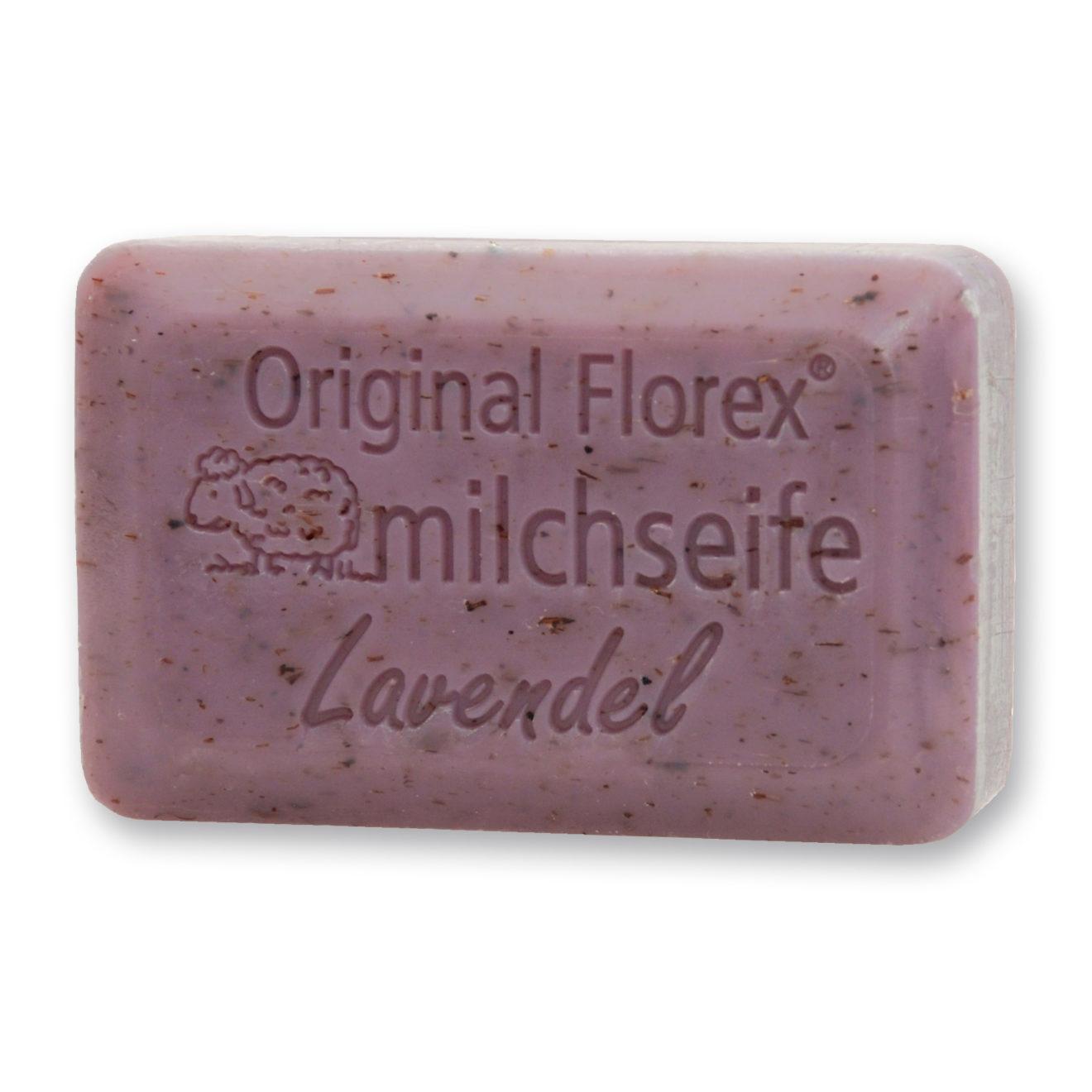 Florex-Schafsmilchseife Luxus Lavendel