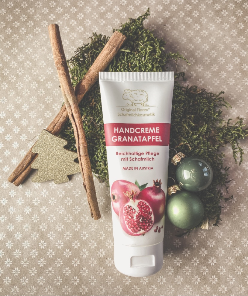 Handcreme Granatapfel