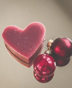Granatapfel Herz