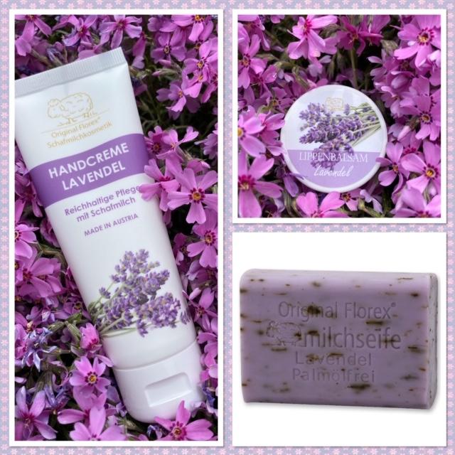 Lavendel Sommer Set